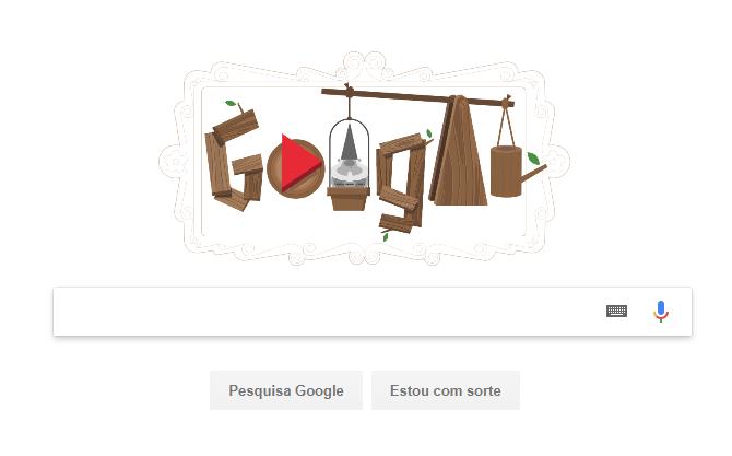 Google faz homenagem aos anões de jardim