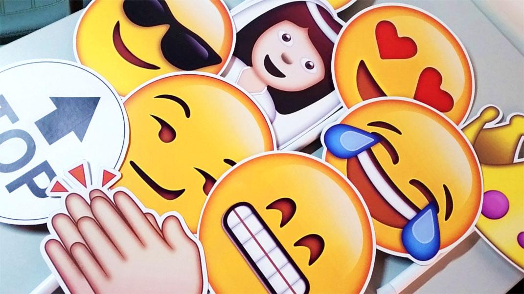 Aniversário dos Emoticon, saiba quais são mais populares!
