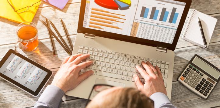 Como apresentar relatórios de resultados?